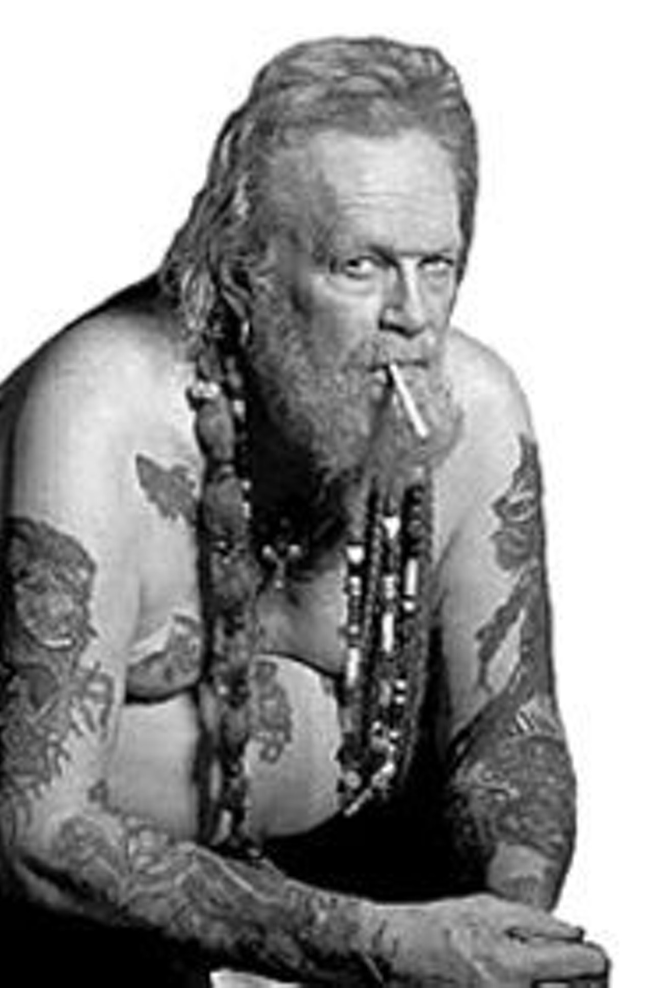David Allan Coe Tattoo