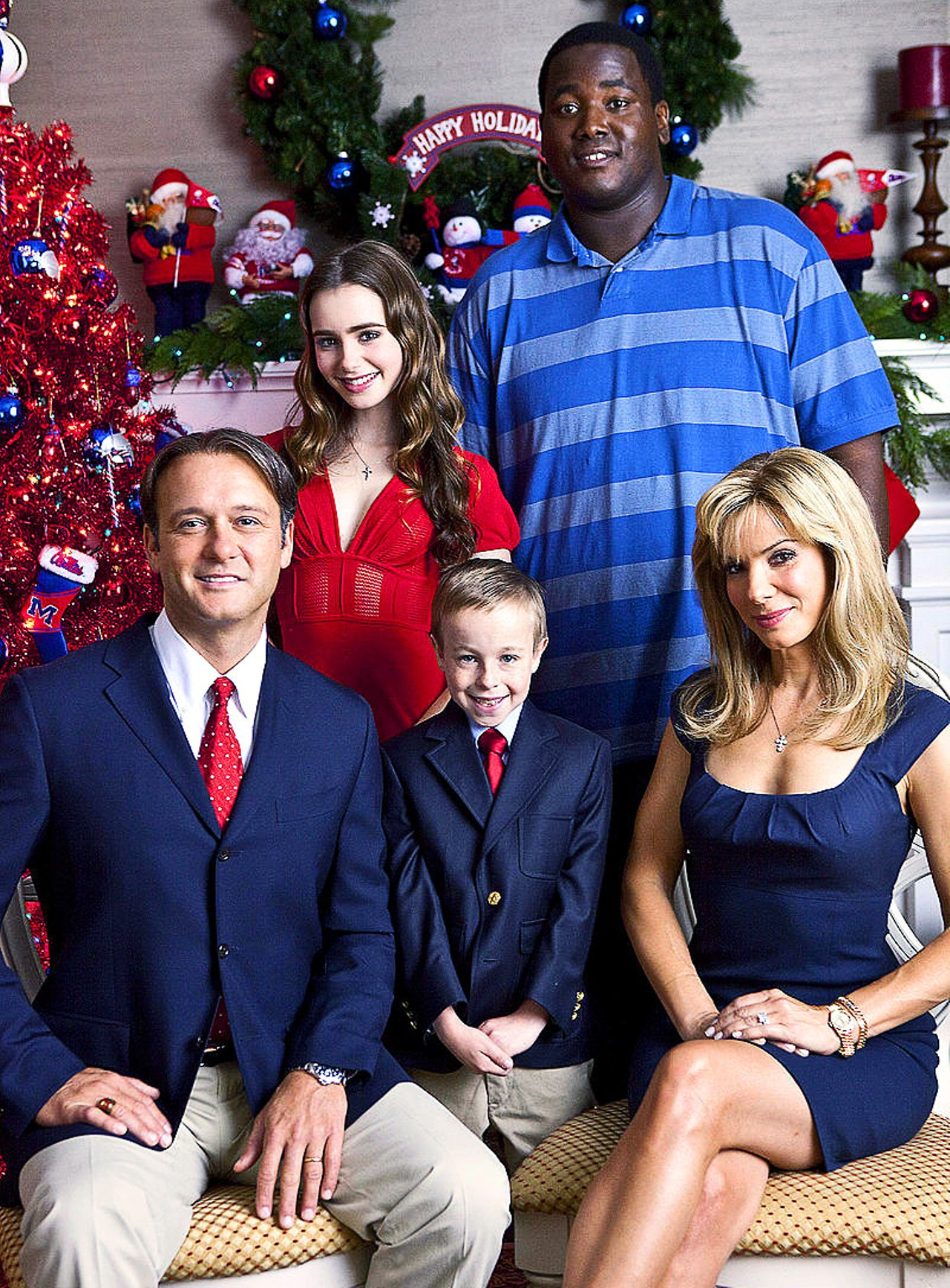 click to enlarge - Black People Christmas