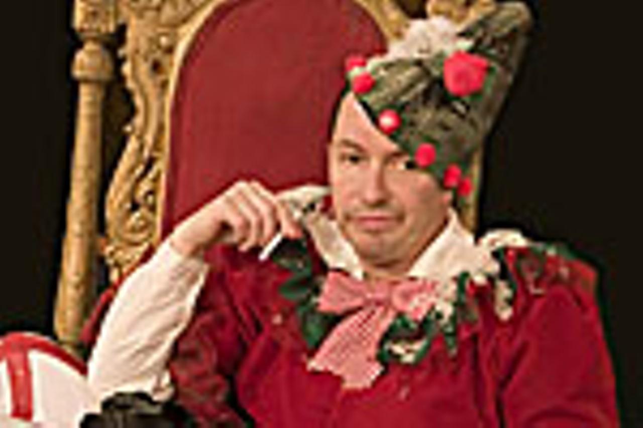 humorist david sedaris got his big break on npr reading his essay the santaland diaries which recounted his time working as crumpet the elf in the - David Sedaris Christmas