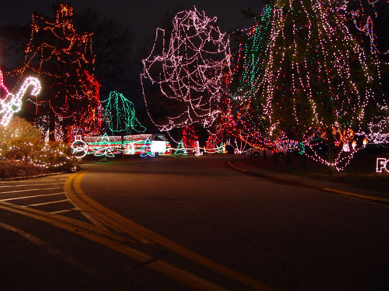 Tilles Park Christmas Lights 2020 Hours Holiday Lights, the Easy Way | Night & Day | St. Louis | St. Louis
