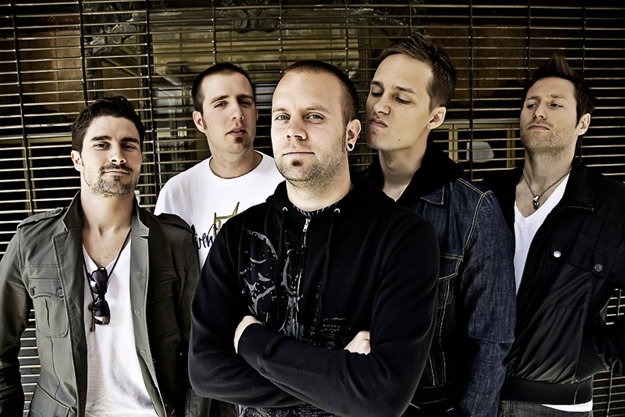 Linkin Park, P.O.D. Hoobastank Pictures of story of the year