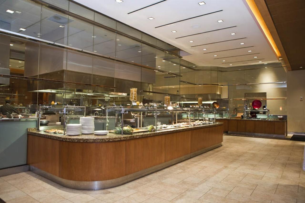 The Kitchen Buffet & Bistro | St. Louis - Downtown | Bistro ...