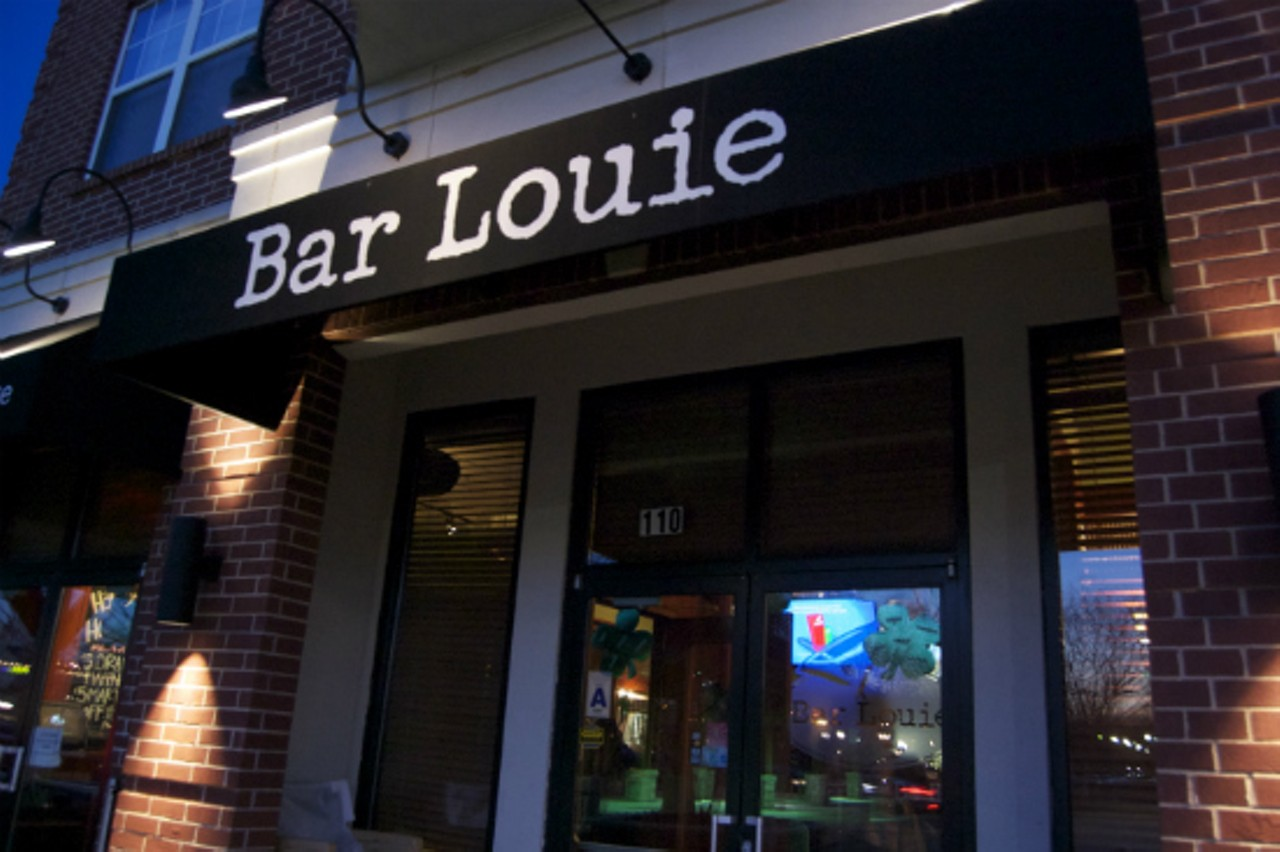 Bar Louie Restaurant Menu