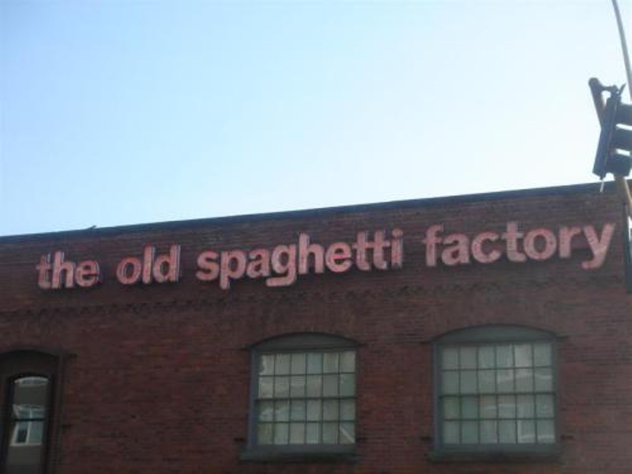The Old Spaghetti Factory Chesterfield Italian