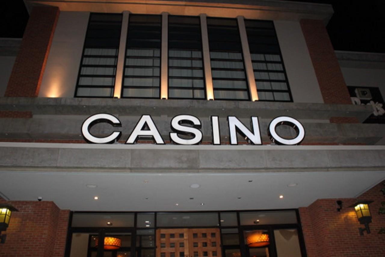 Lumiere casino st louis mo employment