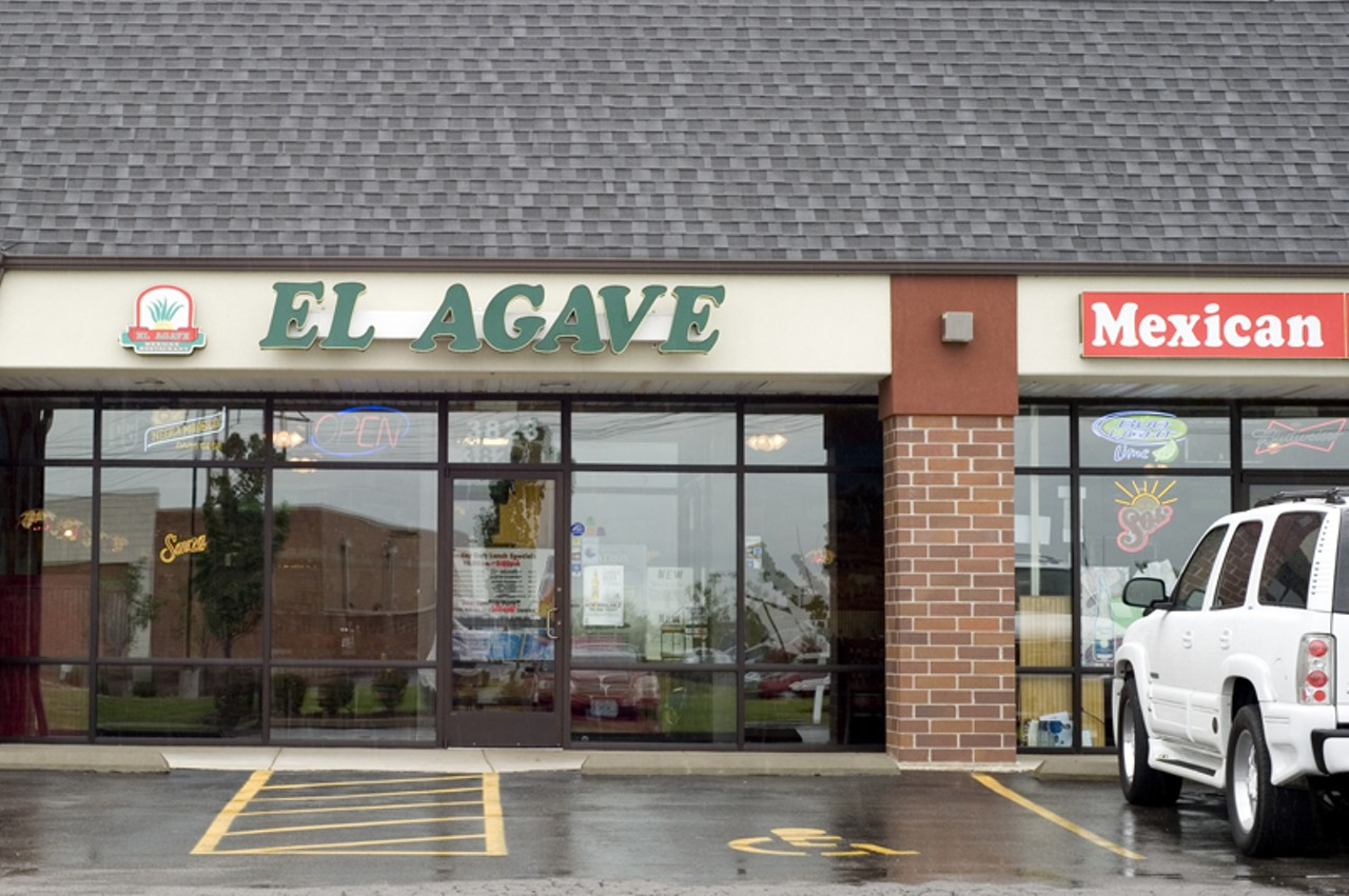 El agave mexican restaurant st charles mexican for Agave mexican cuisine