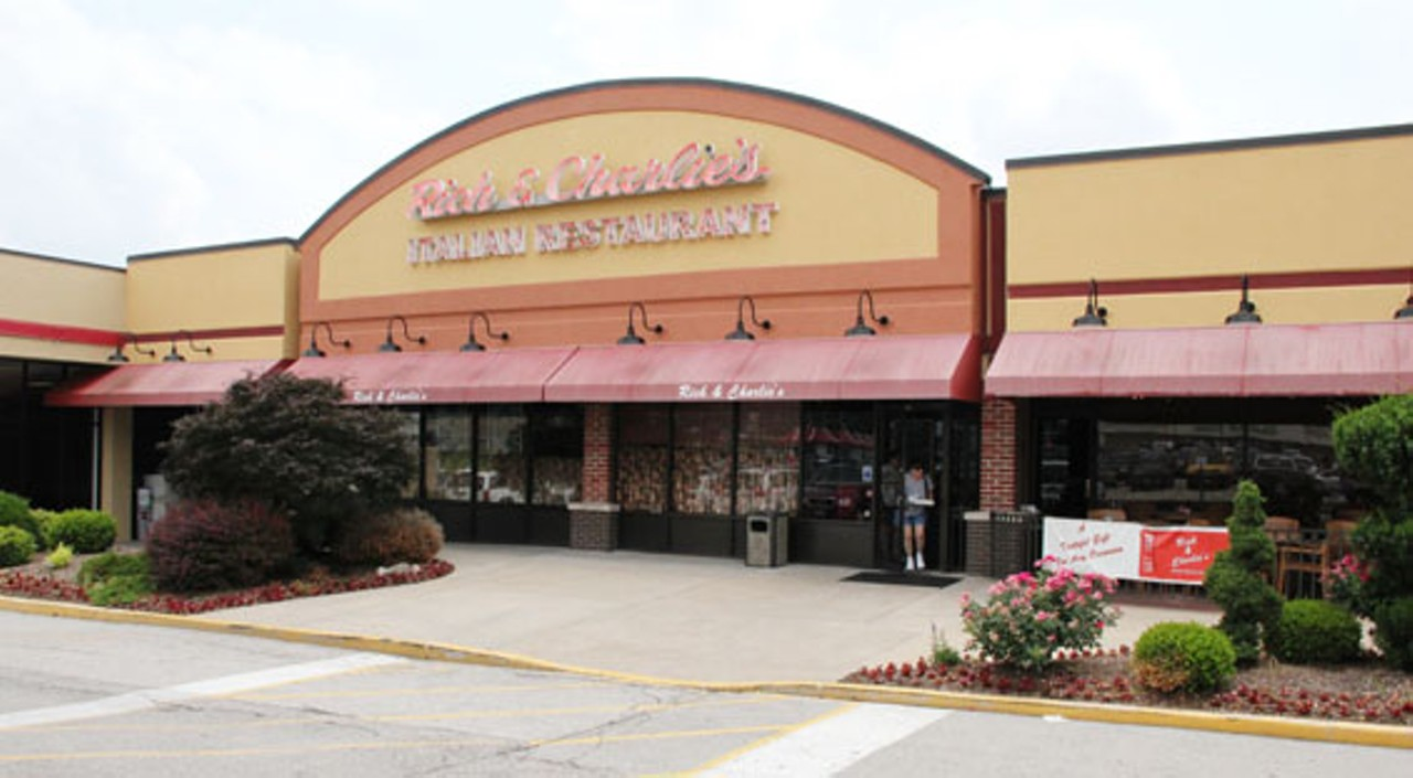 Italian Restaurants St Louis South County