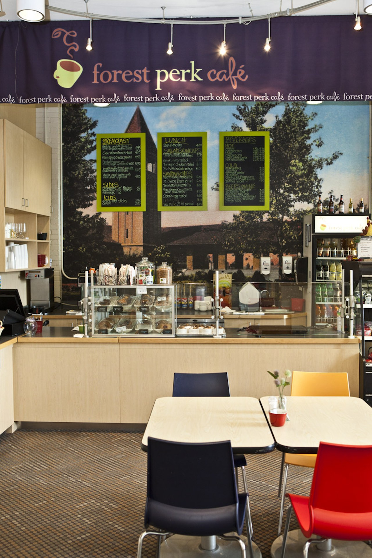 Forest Perk Cafe   St. Louis - Forest Park   American, Breakfast ...