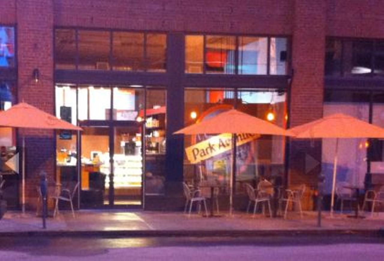Park Avenue Coffee Downtown St Louis Downtown Coffeehouse