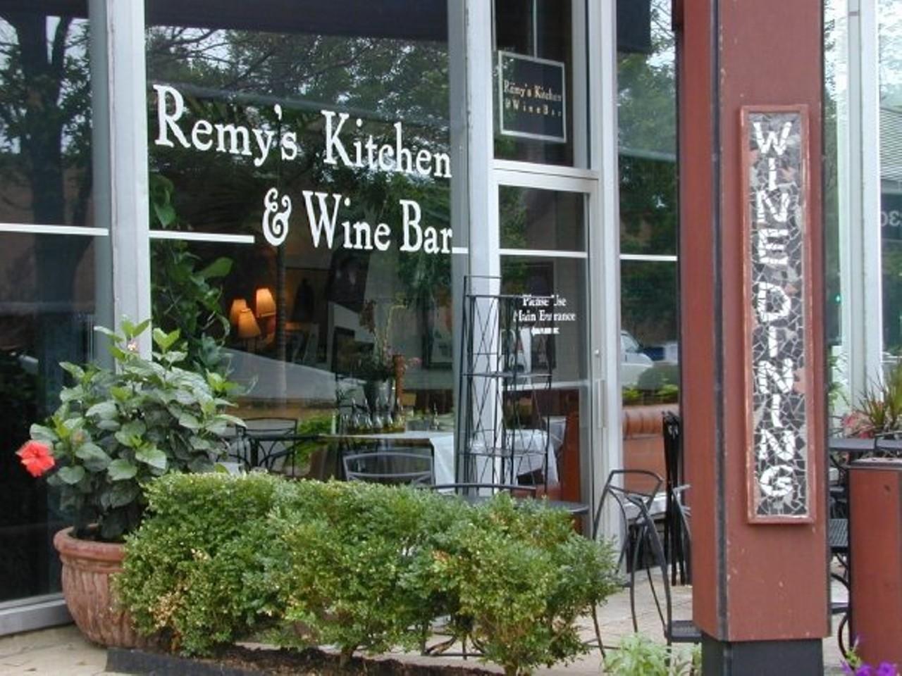 Remy S Kitchen Wine Bar St Louis Mo