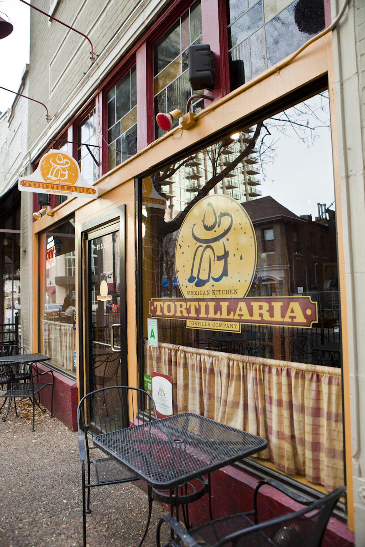Tortillaria St Louis Central West End Mexican