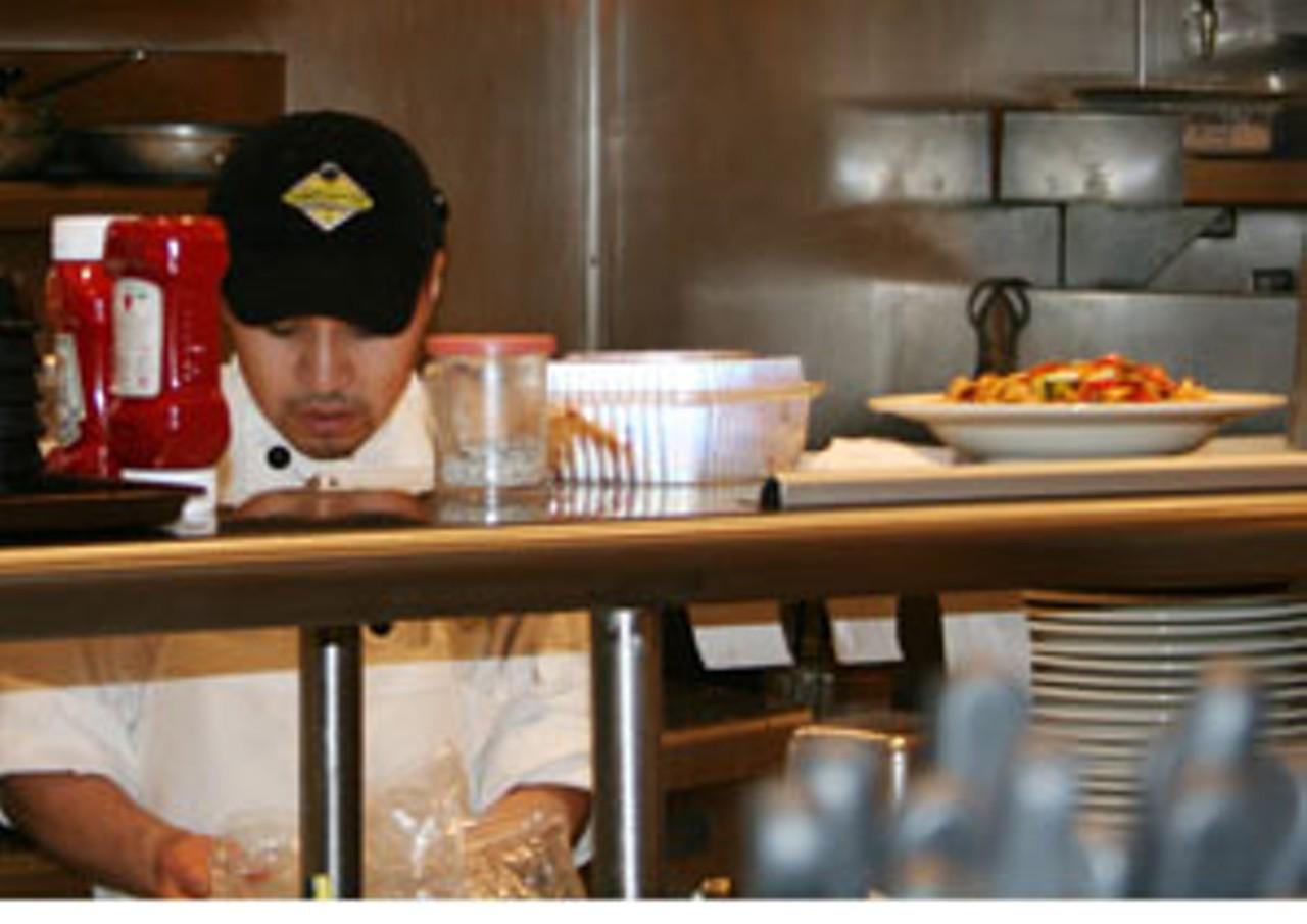 California Pizza Kitchen St Louis Galleria