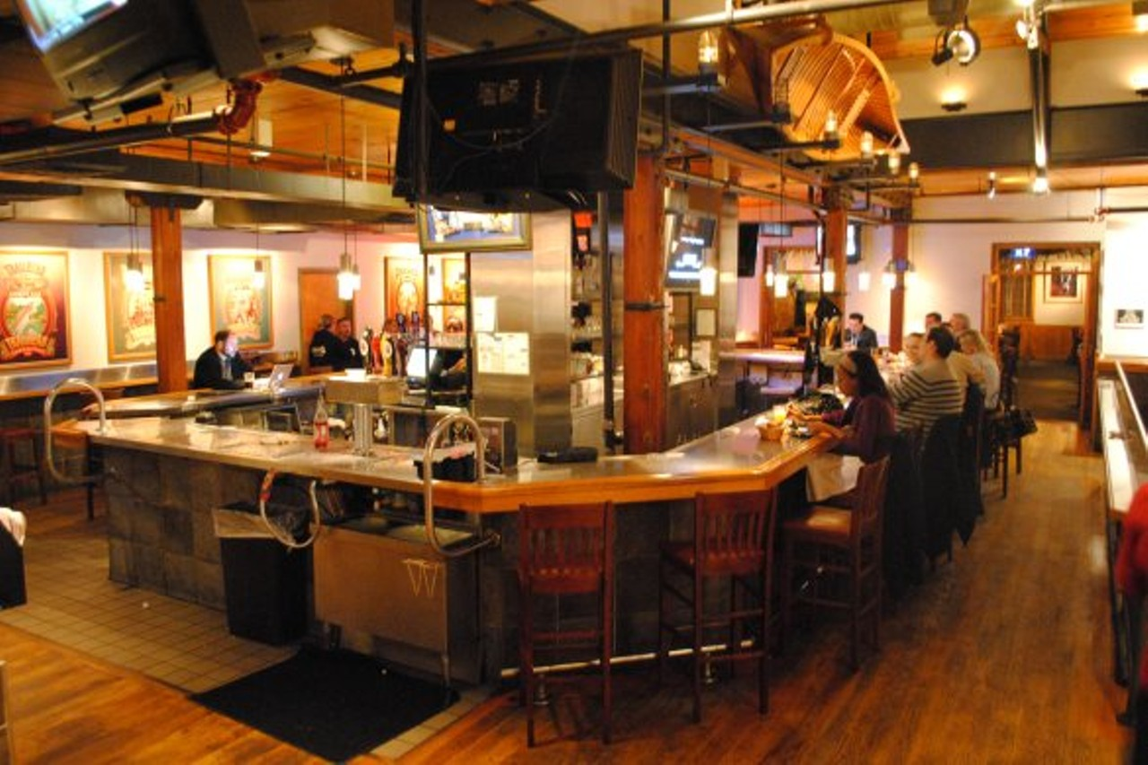 Trailhead Brewing Co St Charles American Bars And