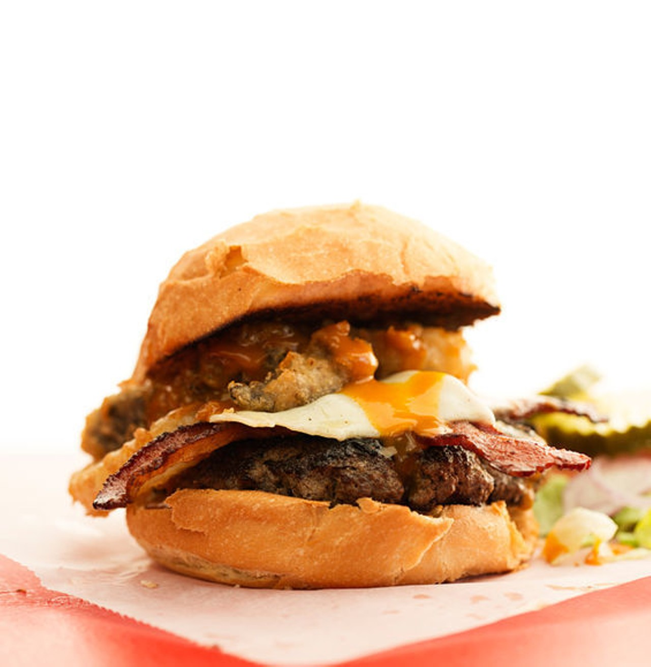 The Kitchen Sink | St. Louis - Midtown | American, Burgers, Cajun ...