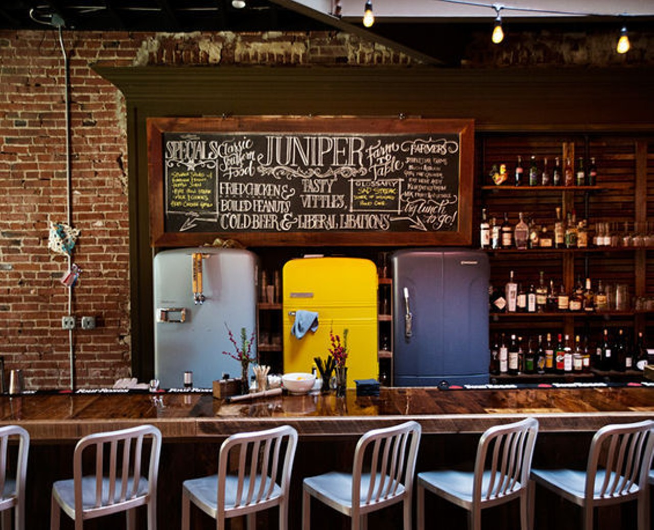 Juniper St Louis Central West End American Southern
