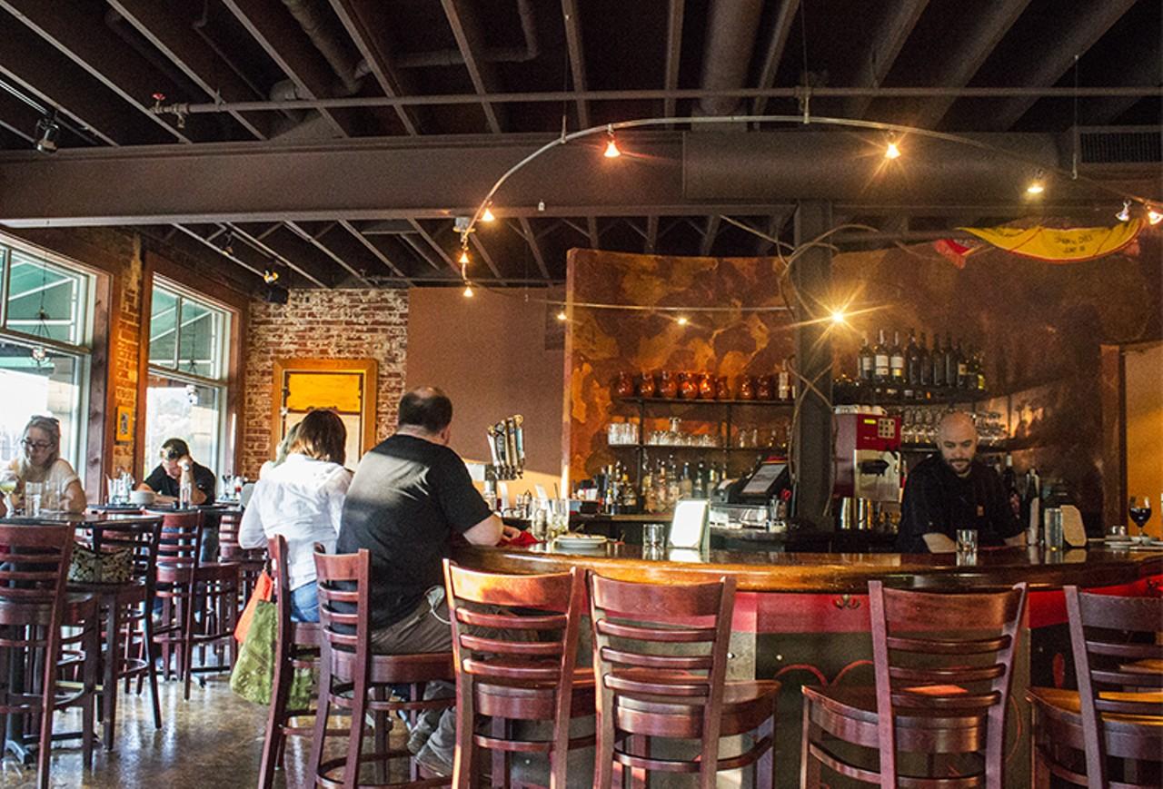 Restaurants Shaw St Louis
