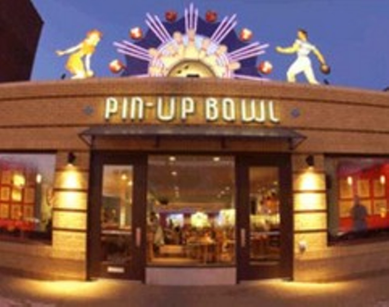 Pin Up Bowl St Louis Forest Park Armenian Bars And Clubs