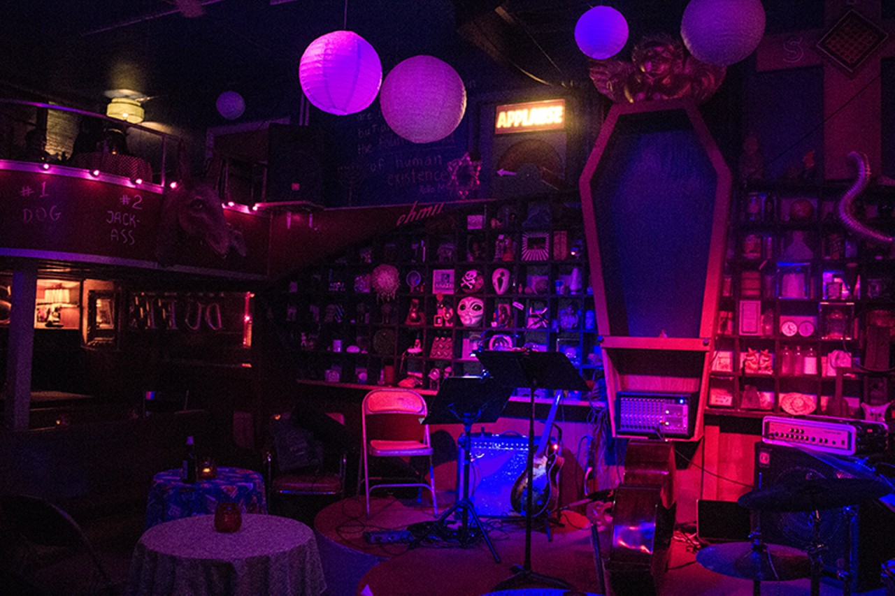 Joe\'s Cafe   St. Louis - Skinker/DeBaliviere   Music Venues ...