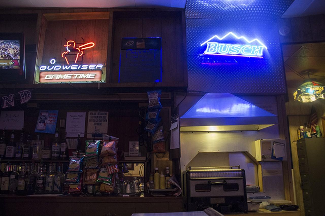 Iowa Buffet St Louis South City American Bar Food