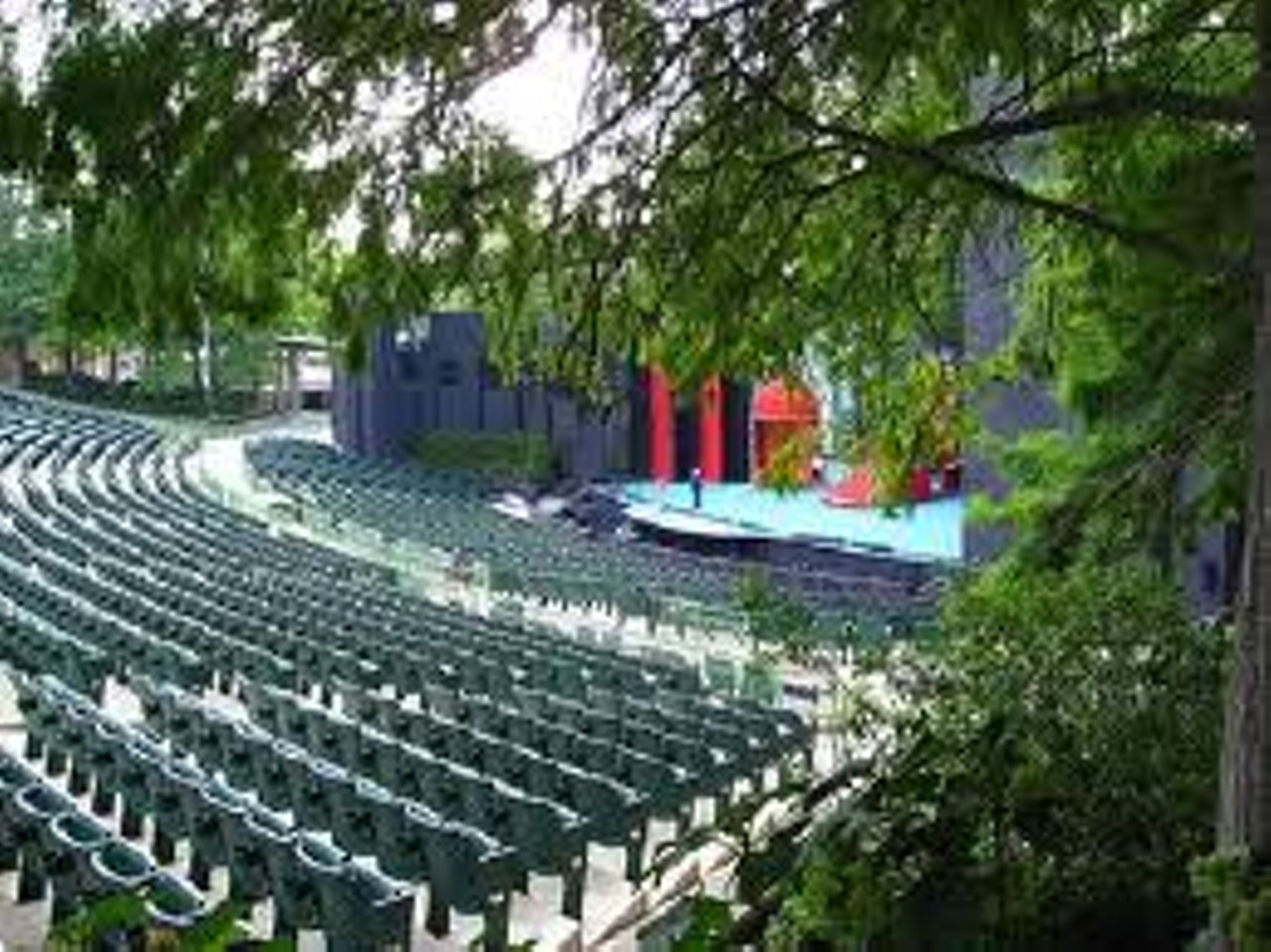The Muny St Louis Forest Park Parks And Outdoors
