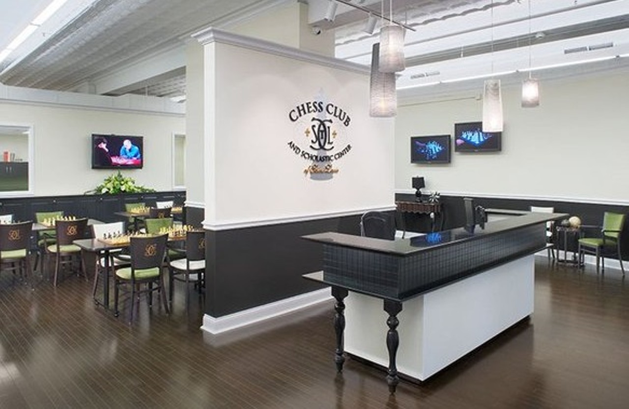 Chess Club and Scholastic Center of Saint Louis St Louis