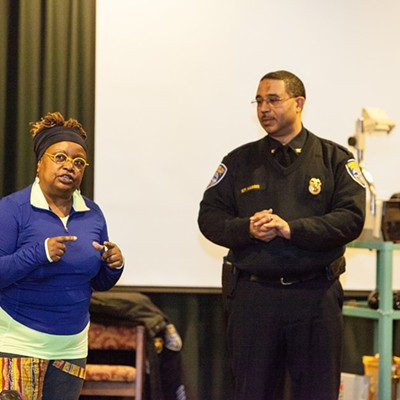 19th Ward Concerned Citizen Meeting
