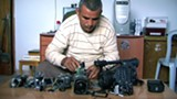 "PHOTO PROVIDED - ""5 Broken Cameras"" screens Sunday at the Little as part of the Witness Palestine film series."