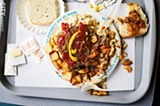 A Garbage Plate at Nick Tahou's. - FILE PHOTO