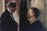 """IFC FILMS - A life without love: Pascal Greggory - and Isabelle Huppert in """"Gabrielle."""""""