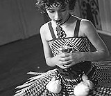 NEWMARKET FILMS - A magical fable: Keisha Castle-Hughes in 'Whale Rider.'