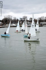 FILE PHOTO - A new developer will be chosen early next year to finish-up work on the Port of Rochester marina.