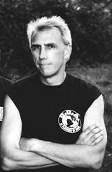 A punk politico: D.O.A's Joey Keithley.