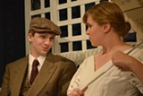 "PHOTO BY PHILIP R. FREY - A scene from Black Sheep Theatre's production of ""Mrs. Warren's Profession."""