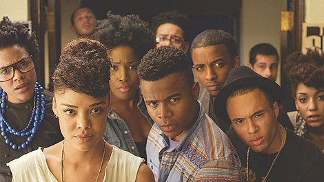 "A scene from ""Dear White People."" - PHOTO COURTESY LIONSGATE"