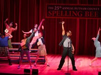 """Theater Review: """"The 25th Annual Putnam County Spelling Bee"""" at Geva"""
