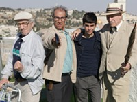 Rochester Jewish Film Festival 2014
