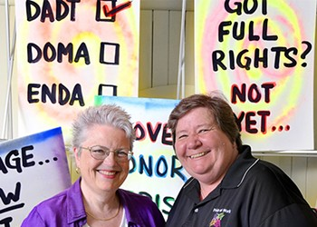 After marriage: the future of gay rights