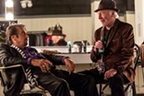 """PHOTO COURTESY BLEECKER STREET - Al - Pacino and Christopher Plummer in """"Danny Collins."""""""