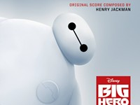 "ALBUM REVIEW: ""Big Hero 6"""
