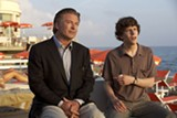 "Alec Baldwin and Jesse Eisenberg in ""To Rome With Love."" PHOTO COURTESY SONY PICTURES CLASSICS"