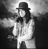 Alice - Cooper, October 25, Auditorium Theatre