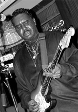 FRANK DE BLASE - All hail: Prince of the Blues Chris Beard.
