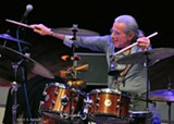 "PHOTO COURTESY D. MANDEL - Although drummer Barry Altschul has been heralded for his adventurous approach to music, ""I don't consider myself an avant-garde player,"" he says."