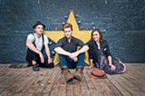PHOTO BY SCARLET PAGE - Although red-hot band The Lumineers plays a stripped-down, folk-tinged sound, its members have musical backgrounds in hip-hop, classical, and ambient noise.