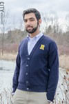 Alykhan Alani, a University of Rochester student, says he wants his school to establish a socially responsible investment committee.