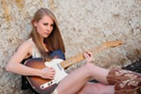 """PHOTO COURTESY JEFF GEREW - Alyssa Trahan will soon release her EP, """"Wild & Crazy,"""" and has plans to move to Nashville later this year."""