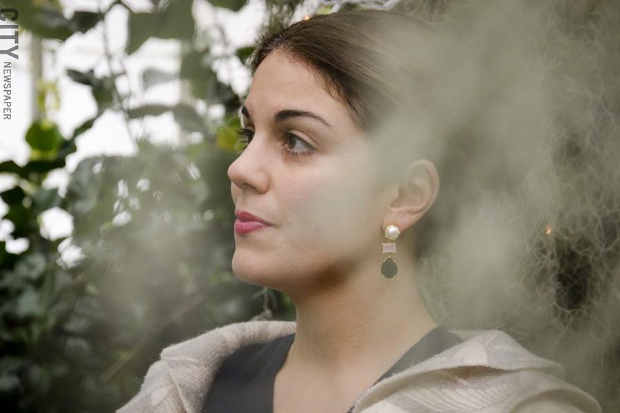 Anahita Williamson - PHOTO BY MARK CHAMBERLIN