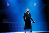 """PHOTO BY DEEN VAN MEER - Andrew Varela as Javert in the 25th Anniversary Tour of """"Les Miserables,"""" coming to the Auditorium May 7-12."""