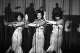 "DREAMWORKS - Anika Noni Rose, Beyonce Knowles, and Jennifer Hudson - (left to right) in ""Dreamgirls"