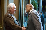"MGM/THE WEINSTEIN COMPANY - Anthony Hopkins and Harry Belafonte are part of ""Bobby""'s ensemble cast."